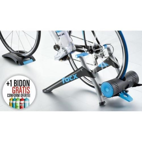 HOME TRAINER TACX GENIUS Smart 2017 + bidon cadou