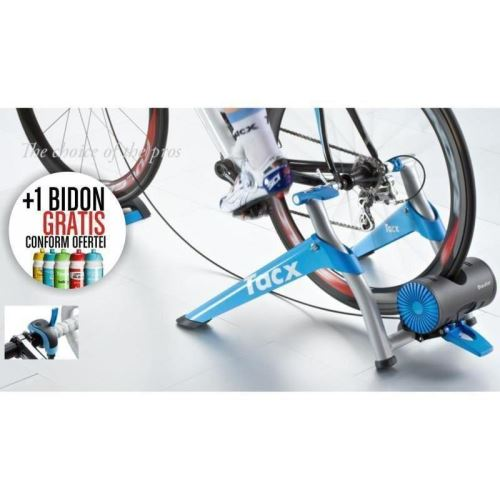 HOME TRAINER TACX BOOSTER 2017 + bidon cadou