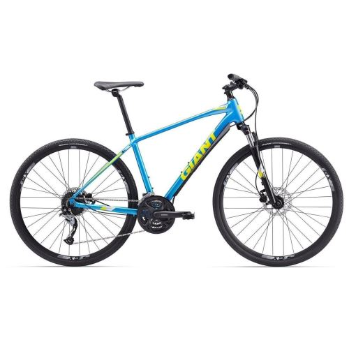 Bicicleta GIANT ROAM 2 DISC BLUE 2017