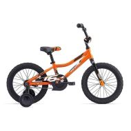 "BICICLETA GIANT ANIMATOR 16"" orange 2017"