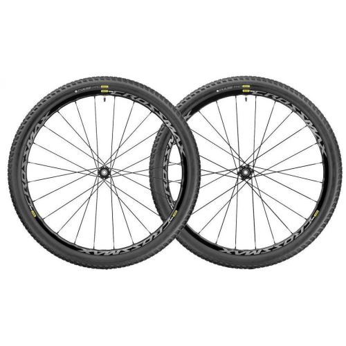"SET ROTI MAVIC 2017 CROSSMAX ELITE 29""ER BOOST 2.25 BLACK"