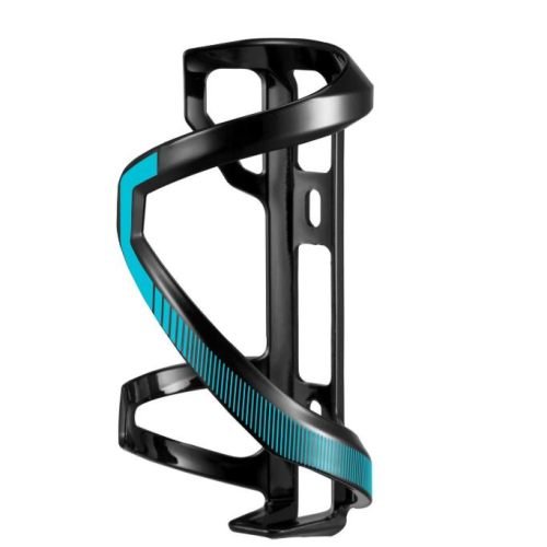 Suport Bidon GIANT PROLITE SIDEPULL L MATT BLACK / GLOSS BLUE