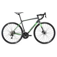 BICICLETA GIANT CONTEND SL 1 DISC CHARCOAL - M - 2018
