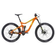 BICICLETA GIANT REIGN SX ORANGE 2018