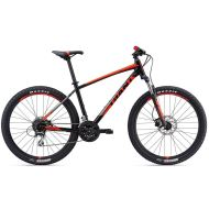 Bicicleta Giant Talon 3 - Satin/Black/Neon Red 2018