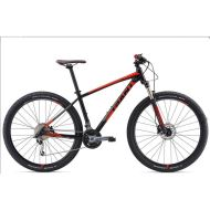 Bicicleta Giant Talon 29er 2 GE - Satin/Black/Neon Red 2018