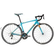 Bicicleta Giant Contend SL 2 - Blue/Charcoal/Orange 2018