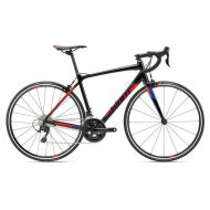 Bicicleta Giant Contend SL 1 - Black/Red/Blue 2018