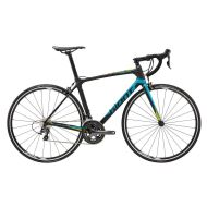 Bicicleta Giant  TCR Advanced 3 - Black/Blue/Yellow 2018