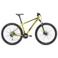 Bicicleta Giant Talon 29er 2 GE - Yellow/Black/Charcoal 2018