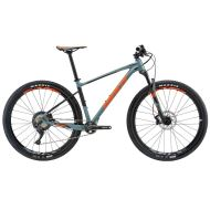 Bicicleta Giant Fathom 29er 2 GE - Matte/Gray/Neon Orange 2018