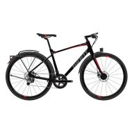 Bicicleta Giant FastTour RS 2 - Black/Red 2018