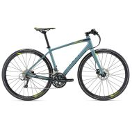 Bicicleta Giant Rapid 3 - Gray/Yellow 2018