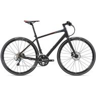 Bicicleta Giant Rapid 1 - Black/Red 2018