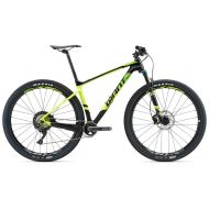 Bicicleta Giant XTC Advanced 29er 2 - Matt/Carbon/Neon Yellow 2018