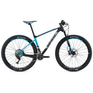 Bicicleta Giant XTC Advanced 29er 1.5 GE - Matt/Carbon/Blue 2018
