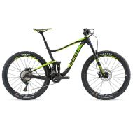 Bicicleta Giant Anthem 3 GE - Matt/Black/Neon Yellow 2018