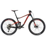 Bicicleta Giant Anthem 2 - Satin/Black/Neon Red 2018