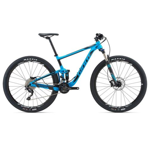 Bicicleta Giant Anthem 29er 3 - Satin/Blue/Black 2018