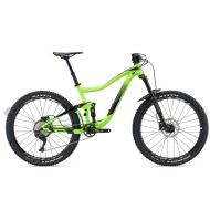 Bicicleta Giant Trance 3 - Satin/Neon Green/White 2018