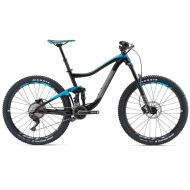 Bicicleta Giant Trance 2 GE - Satin/Black/Blue 2018