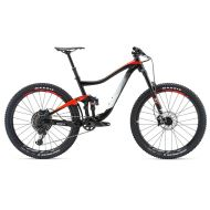 Bicicleta Giant Trance 1 GE - Satin/Black/Neon Red 2018
