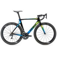 Bicicleta Giant Propel Advanced Pro 0 - Carbon Smoke/Black/Green