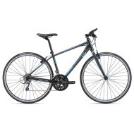 Bicicleta Liv Thrive 3 - Black/Light Blue 2018