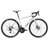 Bicicleta Liv Avail Advanced 2 - White/Dark Purple/Red 2018