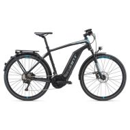 Bicicleta Giant Explore E+ 0 GTS - Black/Blue 2018