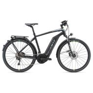 Bicicleta Giant Explore E+ 1 GTS - Black/Green 2018