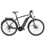 Bicicleta Giant Explore E+ 2 GTS - Black/Red 2018