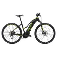 Bicicleta Giant Explore E+ 3 STA - Black/Lime 2018