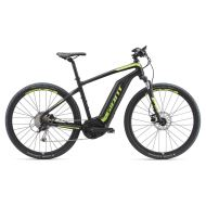 BICICLETA GIANT Explore E+ 3 GTS - Black/Lime 2018