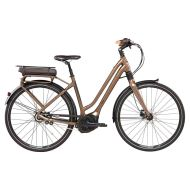Bicicleta Giant Prime E+3 N8 LDS - Brown Metallic 2018
