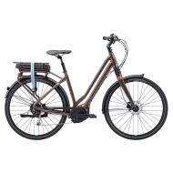 Bicicleta Giant Prime E+3 LDS - Brown Metallic 2018