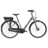 Bicicleta Giant Entour E+0 Disc LDS - Satin Black 2018