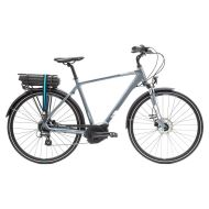 Bicicleta Giant Entour E+2 Disc GTS - Steel Grey 2018