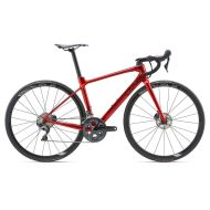 Bicicleta Liv Langma Advanced Pro 1 Disc - Red 2018