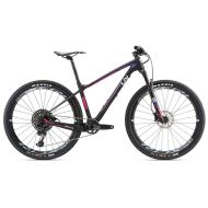 Bicicleta Liv Obsess Advanced 1 - Black/Dark Blue/Magenta/Red 2018