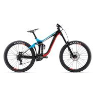 Bicicleta Giant Glory Advanced 0 Black/Blue/Red 2018