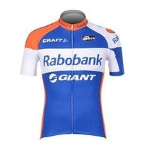 Tricou ciclism GIANT RABOBANK OFF ROAD