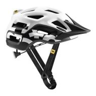 Casca ciclism XC/All Mountain MAVIC NOTCH Alb
