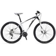 Bicicleta Mountain Bike, Hardtail, GIANT TALON 29er 2, marime L, Alb, Barbati