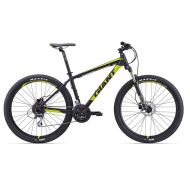 BICICLETA GIANT E TALON 3 BLACK / GREEN - L