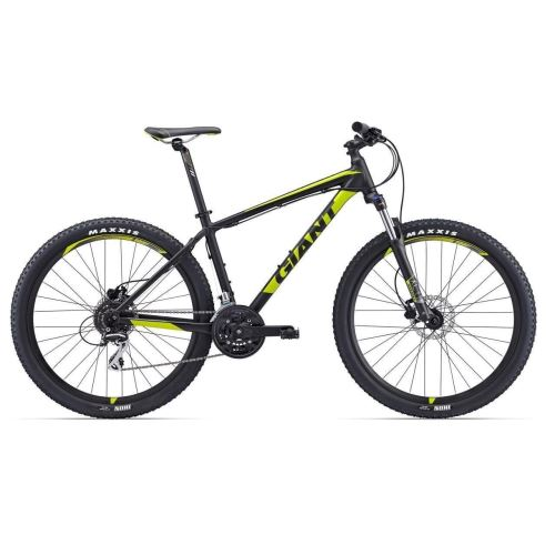 Bicicleta GIANT E Talon 3 Black/Green