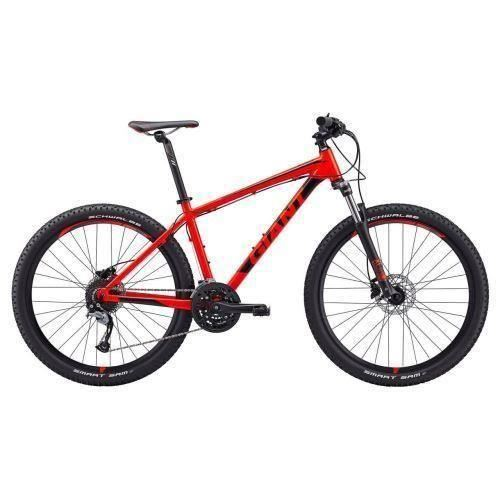 Bicicleta GIANT TALON 3 LTD 2017 ROSU