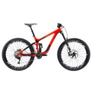 BICICLETA GIANT E REIGN ADVANCED 1 RED / BLACK - M