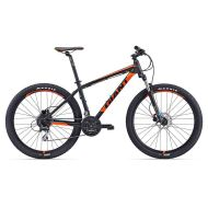 BICICLETA GIANT E TALON 3 BLACK / ORANGE - L