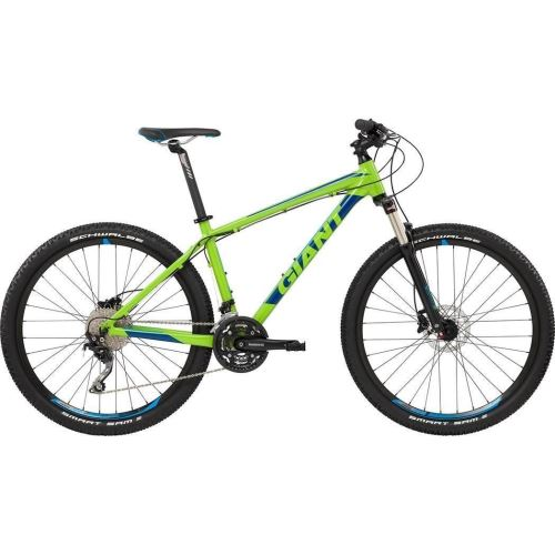 Bicicleta GIANT TALON 1 LTD verde